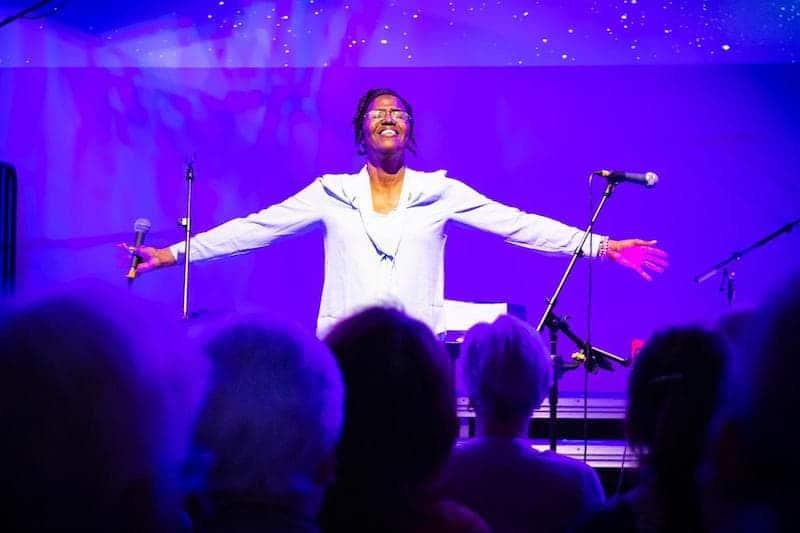 Geraldine Latty Concert