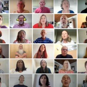 virtual remote choir rehearsals